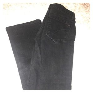 Size 27 Joe's Jeans Black Womens Jeans
